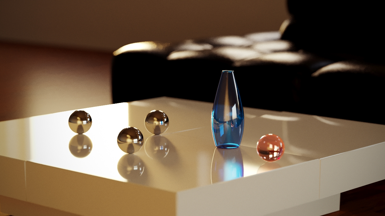 How to use bloom and glare? : Corona Renderer Helpdesk for