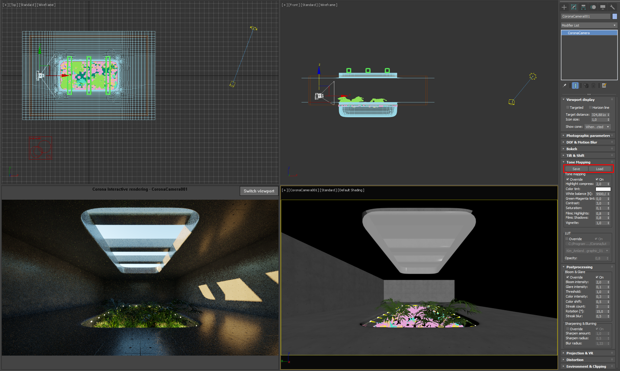 How to use the Corona Camera? : Corona Renderer Helpdesk for 3ds Max
