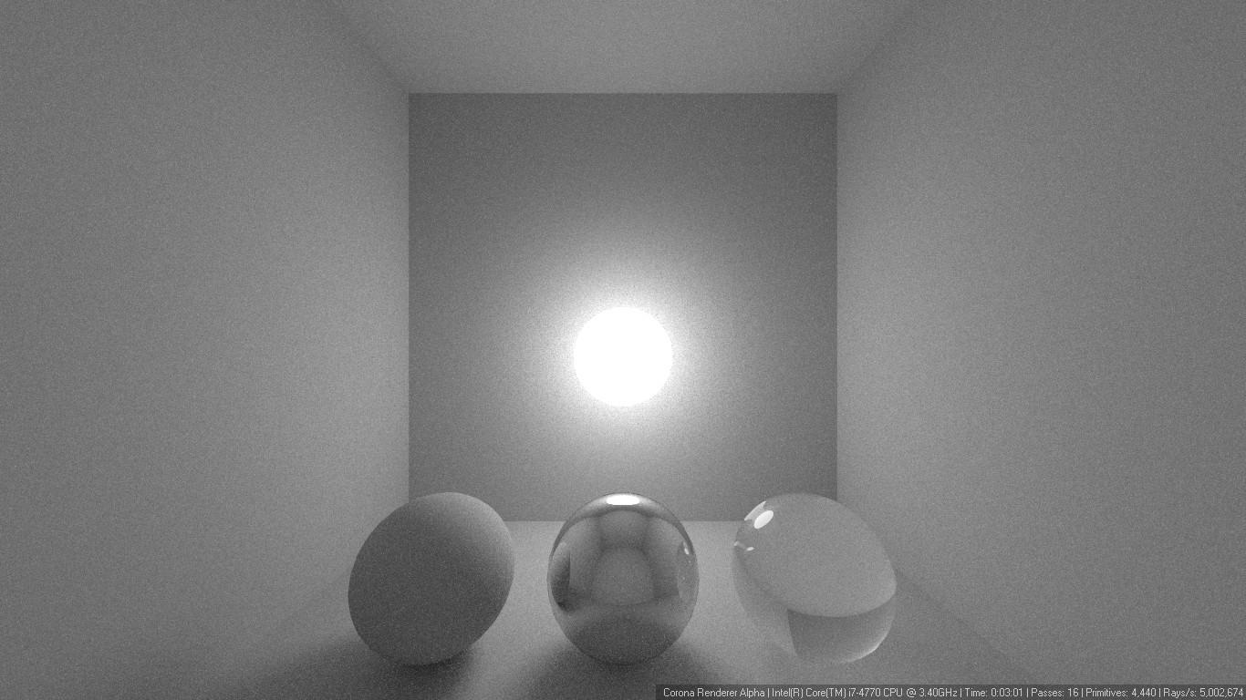 should i use corona light material or self illumination to